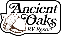 Ancient Oaks RV Resort Logo