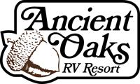 Ancient Oaks RV Resort Logo